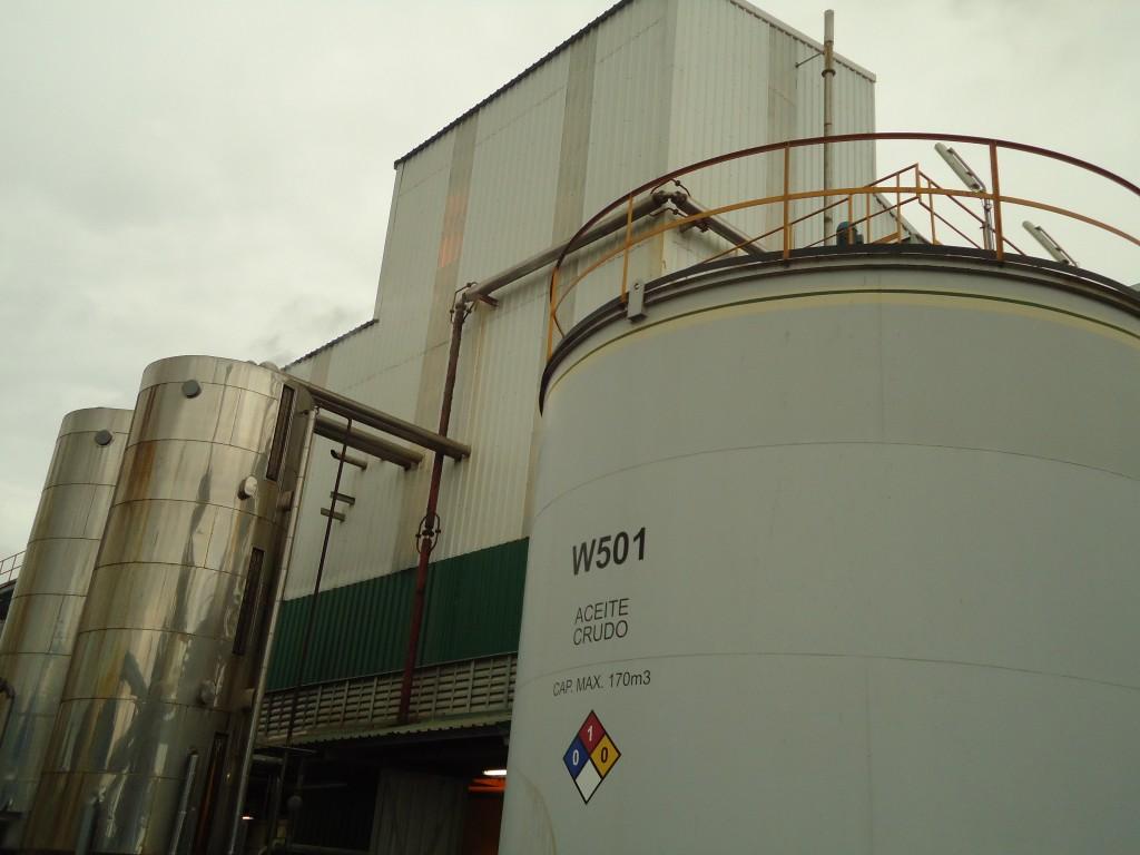 aceite, soja, industria