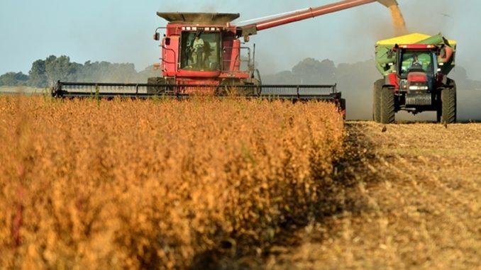 Resultado de imagen para argentina cosecha de soja