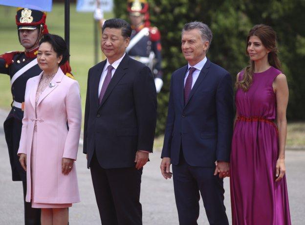 china, macri