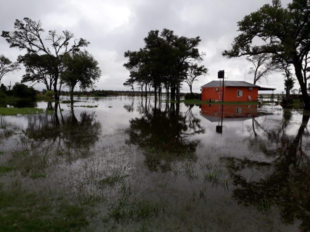 santa fe, inundacion